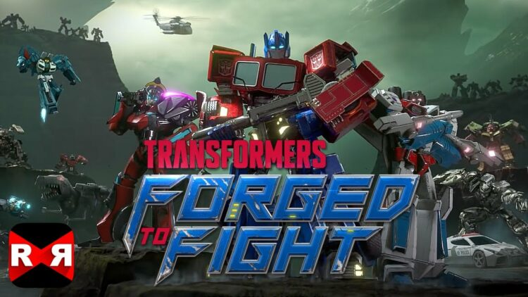 game transformers forged to fight